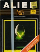 The video game Aliens on Atari.