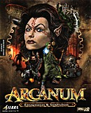 The RPG Arcanum on pc.