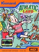 The video game Athletic Land on MSX.