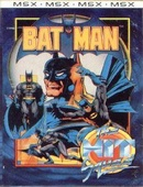 The video game Batman on MSX.