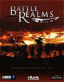 The strategy game Battle Realms on pc.