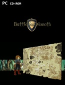 "The strategy game ""Battle for Wesnoth"" on Linux."