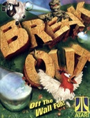 The Breakout Game Break Out : Off the Wall Fun on Atari.
