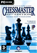 Chessmaster 10th edition on PC.