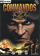 The strategy game Commandos 2 : Men of Courage on pc.