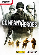The game Company of Heroes on pc.