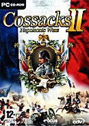 The Strategy game Cossacks 2 : Napoleonic Wars on pc.