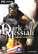 The RPG Dark Messiah of Might and Magic on pc.