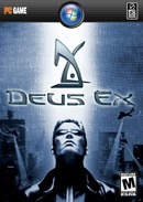 The Cyberpunk RPG Deus Ex : The Conspiracy on pc.