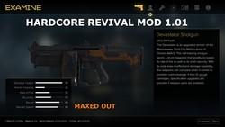 Le mod Hardcore Revival 1.012 modifie les stats des armes de Deus Ex Mankind Divided.