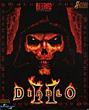 The retro game Diablo 2 on pc.