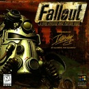 The retro Role-playing game Fallout 1 on pc.