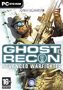 The Tactical First Person Shooter Ghost Recon : Advanced Warfighter 2.