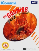 The game The Goonies on MSX