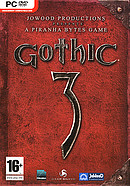 The RPG Gothic 3 on pc.