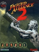 The video game Jagged Alliance 2 on pc.