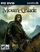 The RPG game Mount and Blade on pc.
