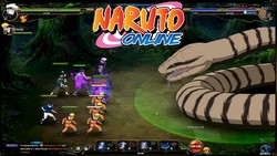The free to play mmorpg Naruto Online for pc.