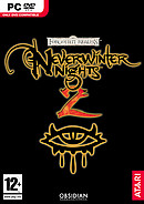 The game Neverwinter Nights 2 on pc.