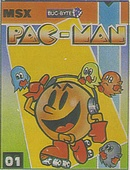 Pac-Man on msx.