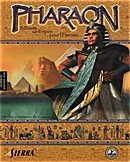 The strategy game Pharaon on pc.