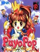 Puyo Pop (or Puyo Puyo) is a Tetris-like on msx2.