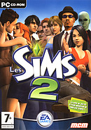 The video game the Sims 2 on pc.