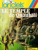 The adventure game : The Quauhtli Temple.
