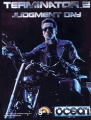 The game Terminator 2 : Judgement Day on Amstrad CPC.