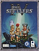 The game The Settlers 4 on pc.