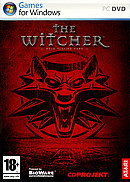 The Role-playing game The Witcher : Ehanced Edition on pc.