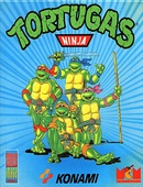 The plaform and action game Teenage Mutant Ninja Turtles.