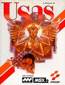 The Treasure of Usas is a MSX2 video game.