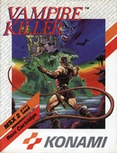 Vampire Killer or Akumajo Dracula on MSX2 is the first Castlevania.