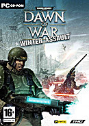 The game Warhammer 40000 : Dawn of War 1 (Winter Assault) on pc.