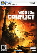The Strategy game World in Conflict on pc.